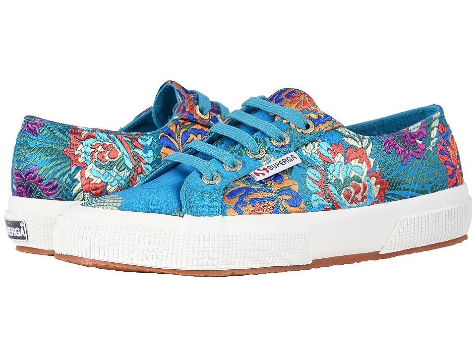 Superga 2750 Korelaw Sneaker (Turquoise) Women