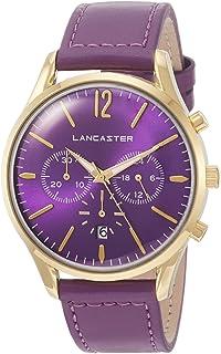 [ランカスターパリ]Lancaster Paris 腕時計 MLP003L/YG/VL MLP003L/YG/VL メンズ 【正規輸入品】