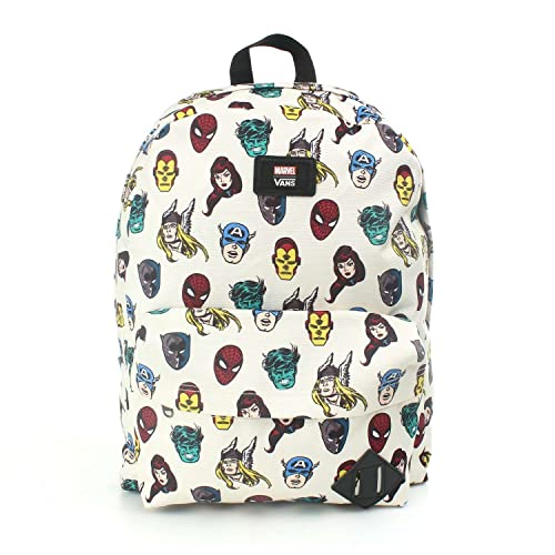 VANS Old Skool II Backpack Superheroes (MARVEL) Schoolbag VN000ONIRUB VANS MARVEL Bags