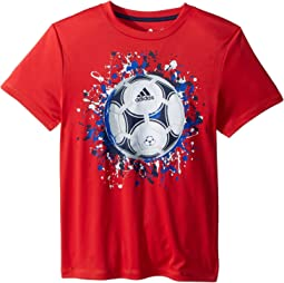 adidas Kids USA Tee (Big Kids)