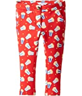Little Marc Jacobs - All Over Printed Pop Corn Trousers (Toddler)