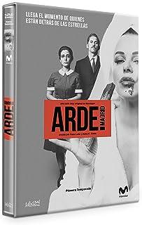 Arde madrid - Primera Temporada DVD