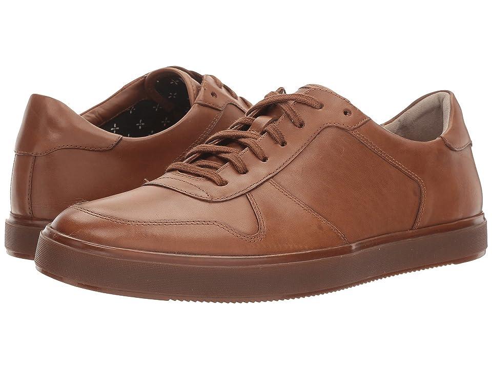 Clarks Calderon Speed (Tan Leather) Men