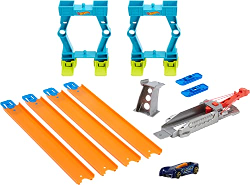 Hot Wheels Track Builder Track Essentials Riser Pack by Hot Wheels