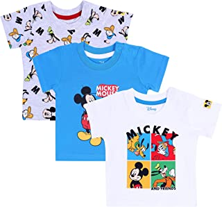 32c0b9d47 3X Camiseta Mickey Mouse y Amigos Disney