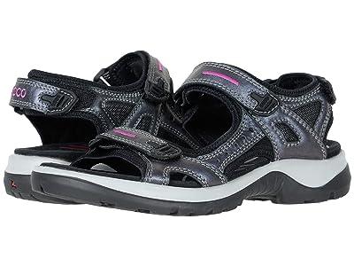 ECCO Sport Yucatan Sandal (Iridecent) Women