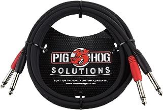 Pig Hog PD-21410 Dual 1/4