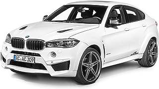 Rastar Licensed 1:24 Scale BMW X6 Collectible Die Cast Sports Car
