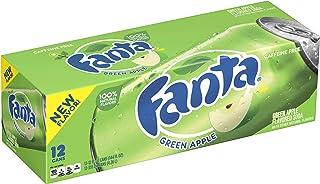 FANTA GREEN APPLE Blik USA 12x355ml