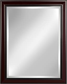 Best cherry wood framed mirrors Reviews