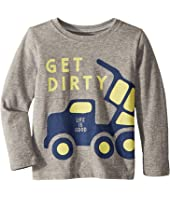 Get Dirty Crusher T-Shirt Long Sleeve (Toddlers)
