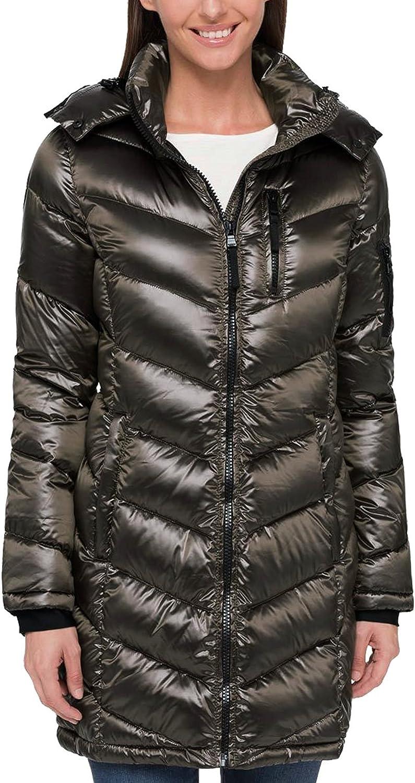 Andrew Marc Ladies' Long Down Jacket