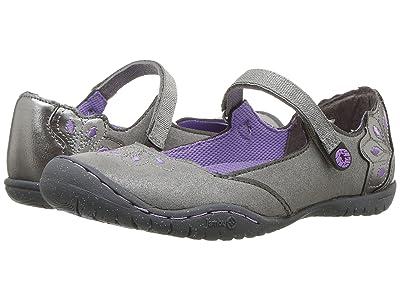 Jambu Kids Suri (Toddler/Little Kid/Big Kid) (Silver) Girls Shoes