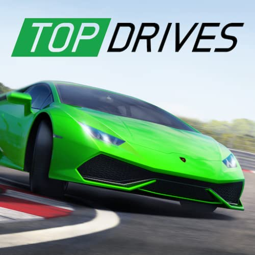 Top Drives – Autokarten-Rennspaß