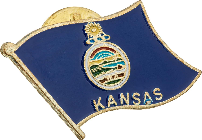 US Flag Store supreme Lapel discount Pin Kansas