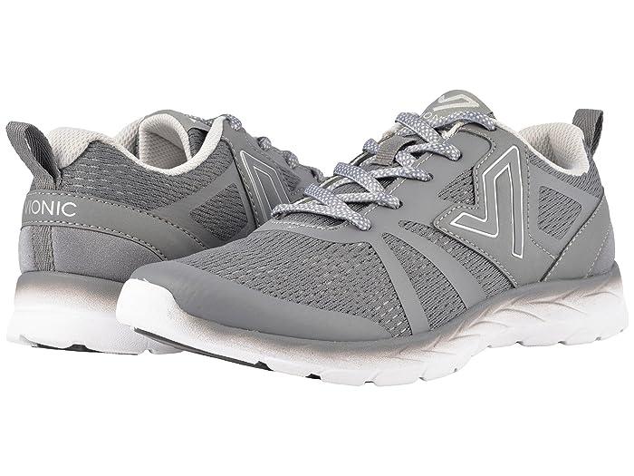 VIONIC  Miles (Grey) Womens Shoes