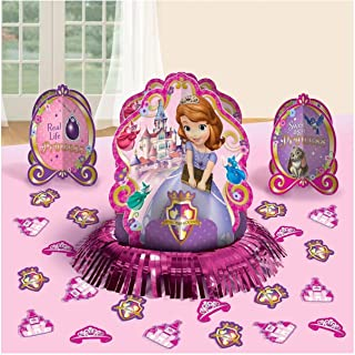 Table Decorating Kit | Disney Sofia The First Collection | Party Accessory