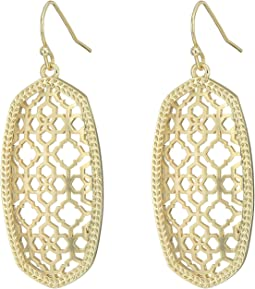 Gold Filigree Metal