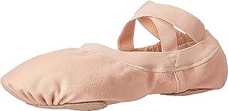 BLOCH Dance Pro Zapatillas de Ballet de Tela, Suela elá