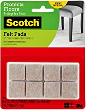 Scotch Felt Pads(SP801-NA), SP844