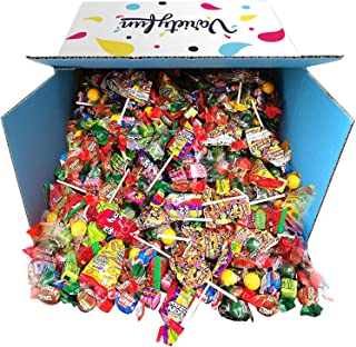 Candy Variety Assortment Bulk Value 10 Pounds by Variety Fun (160 oz)