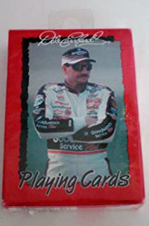 Dale Earnhardt Deck of Playing Cards -- Nascar