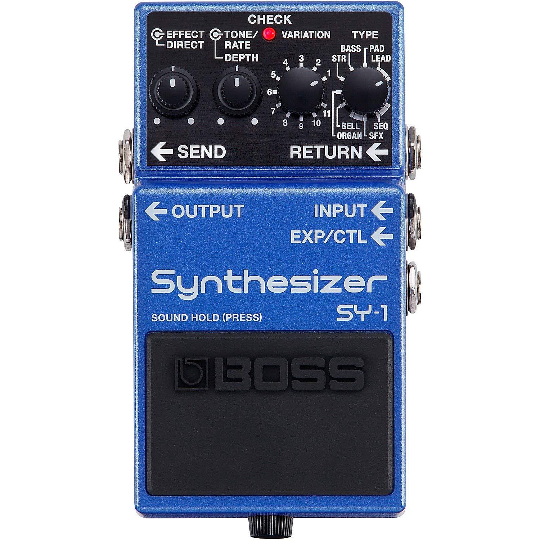 リンク:SY-1 Synthesizer