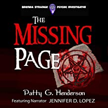 The Missing Page: The Brenda Strange Paranormal Mystery Series, Book 3