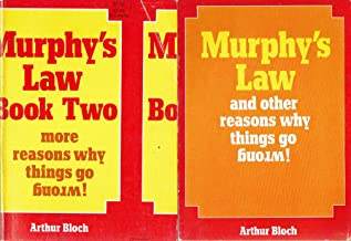 Murphy's Law Book Two: More Reasons Why Things Go Wrong!