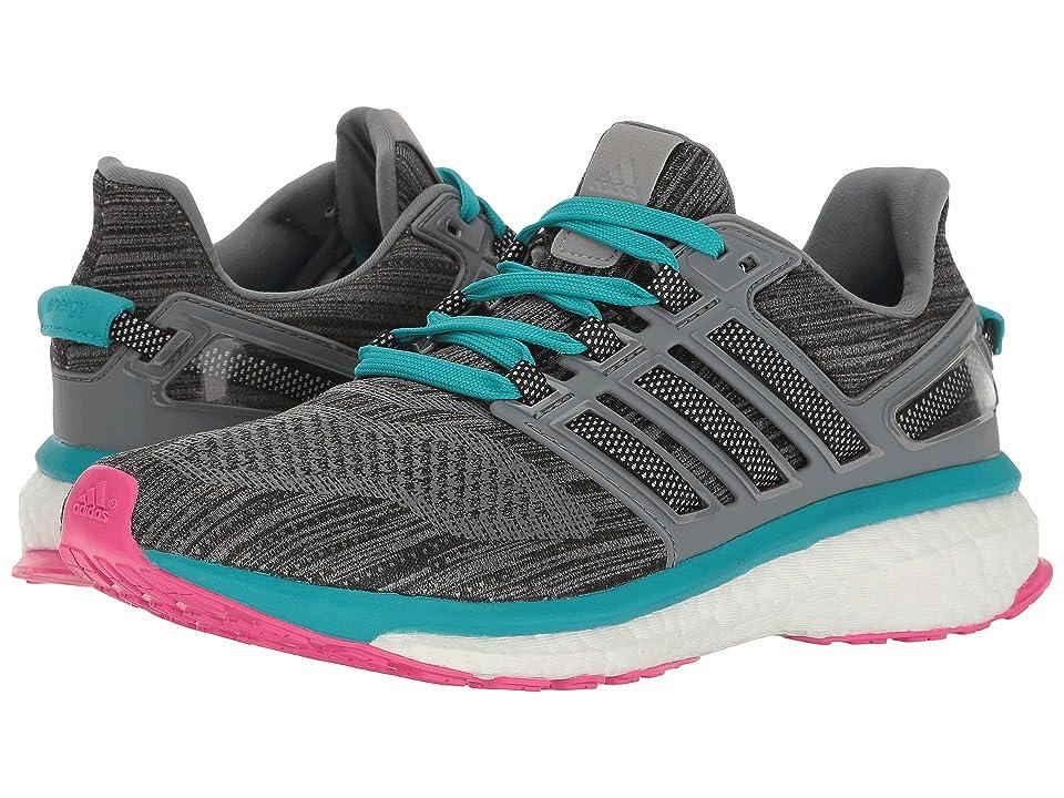 adidas Running Energy Boost 3 (Vista Grey/White/Mid Grey) Women