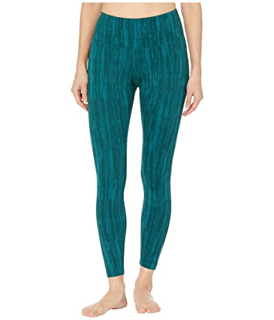 Brooks Formation Crop Pants (Forest Jacquard) Women