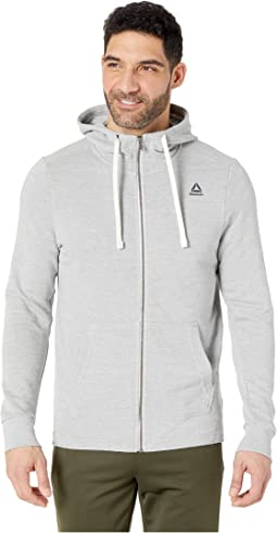 Training Essentials Marble Group Full Zip