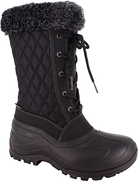 Spirale Belle-NY, Mid Calf Boot Mujer