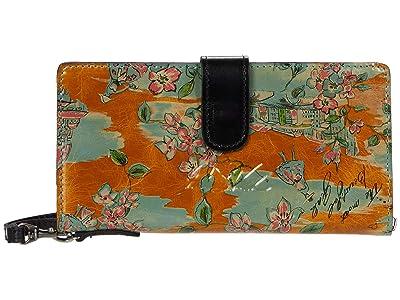 Patricia Nash Valentia (Beautiful Girl Print) Handbags