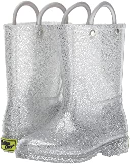 Western Chief Kids Glitter Rain Boots (Toddler/Little Kid)