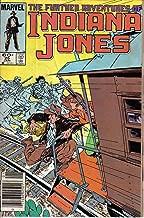 Marvel Comic: The Further Adventures of Indiana Jones Vol. 1, No. 25