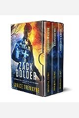 Zack Bolder Supernatural Thriller Collection: Books 1 – 3: Zack Bolder Supernatural Thriller Series Kindle Edition