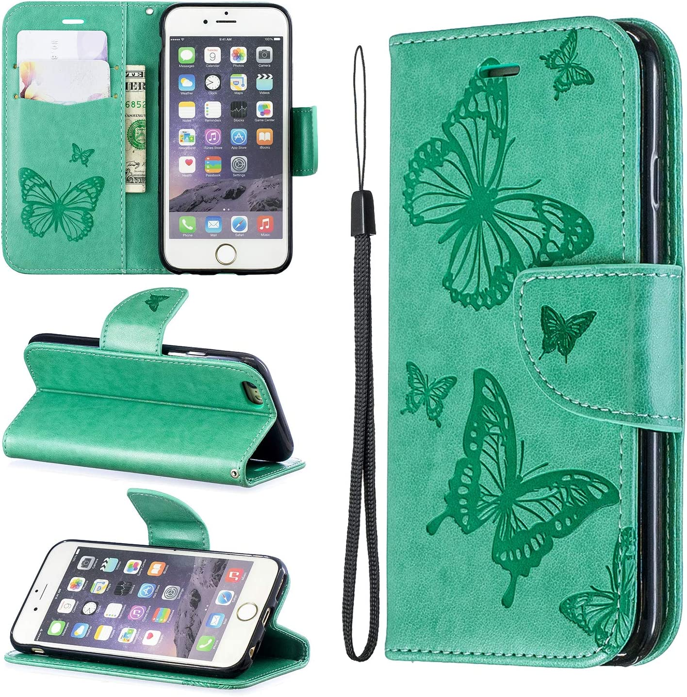 Ranking TOP15 Cfrau Wallet Case with Black Stylus Dedication 3D Pretty Butt iPhone for 6S