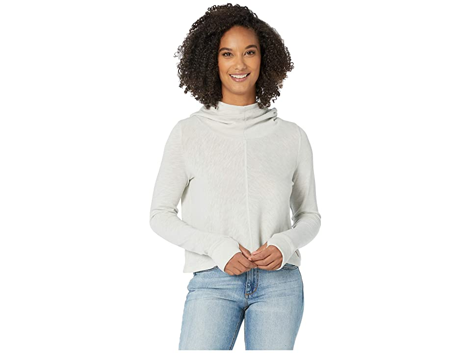 tentree Juneau Hooded Long Sleeve (High-Rise) Women