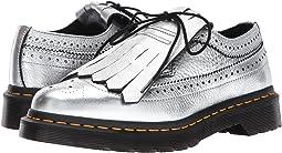 Dr. Martens - 3989 Kiltie Metallic Wingtip Shoe