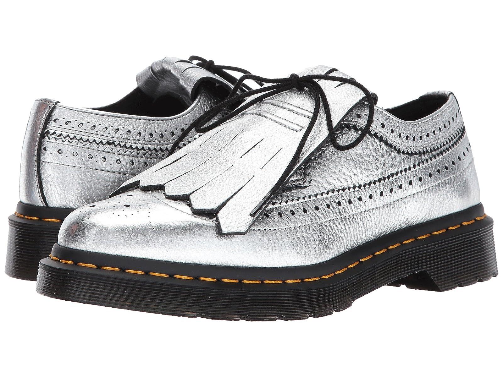 Dr. Martens 3989 Kiltie Metallic Wingtip ShoeCheap and distinctive eye-catching shoes