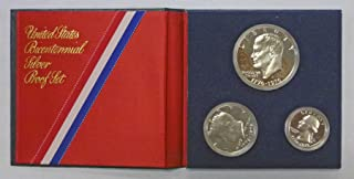 us bicentennial silver proof set