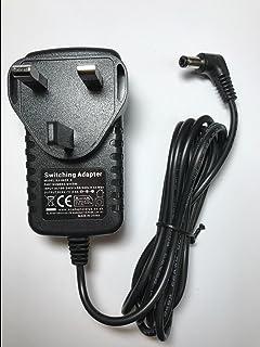 6 V AC-DC-adapter strömförsörjning för Bodymax Infiniti R100 roddmaskin