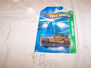 2008 Hot Wheels Treasure Hunts Qombee 6/12