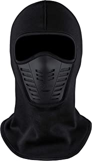 Balaclava Ski Mask - Cold Weather Full Face Mask with...