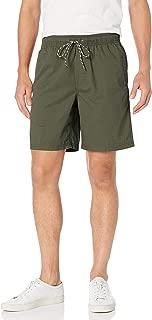 basic editions men's drawstring shorts