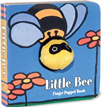 Little Bee: Finger Puppet Book: (Finger Puppet Book for Toddlers and Babies, Baby Books for First Year, Animal Finger Pupp...