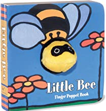 Little Bee: Finger Puppet Book: (Finger Puppet Book for Toddlers and Babies, Baby Books for First Year, Animal Finger Puppets) (Little Finger Puppet Board Books)