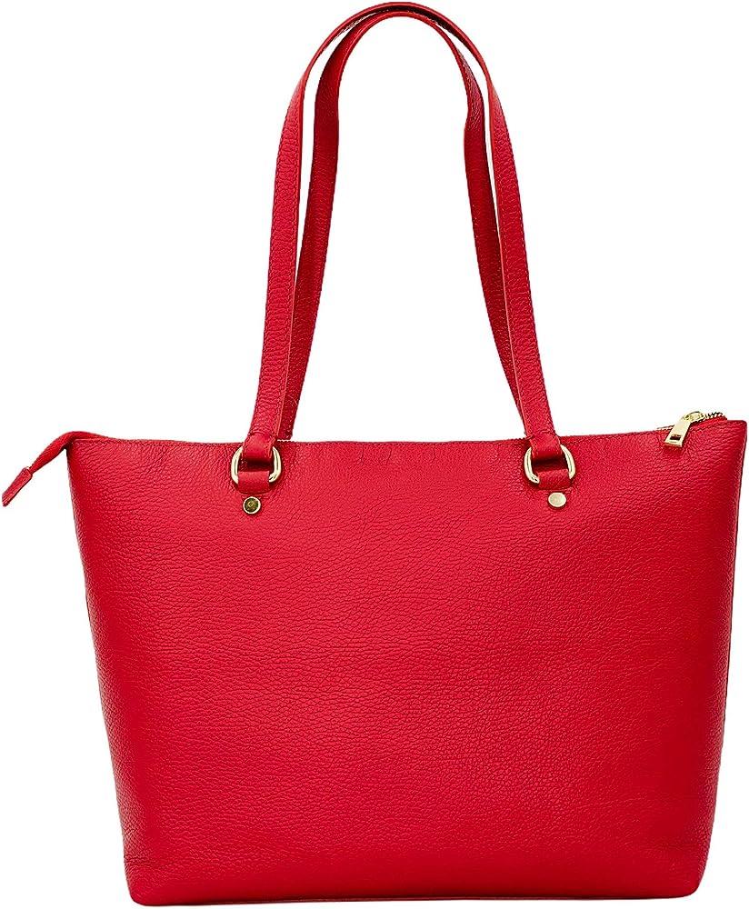 Bag-passion ,  borsa in vera  pelle per donne