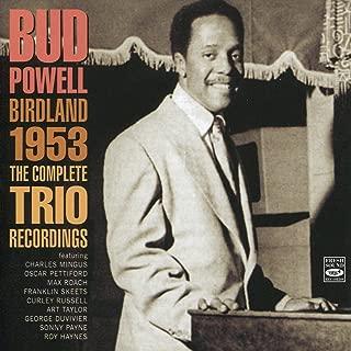 Birdland 1953: The Complete Trio Recordings